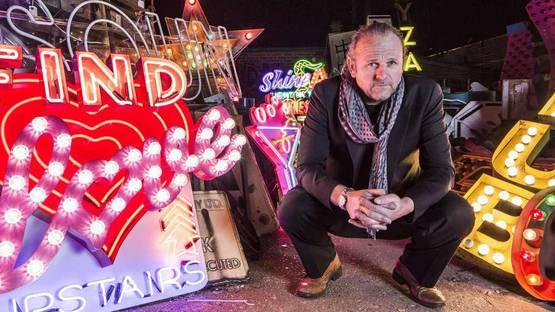 Chris Bracey - artist, photo credits - Independent