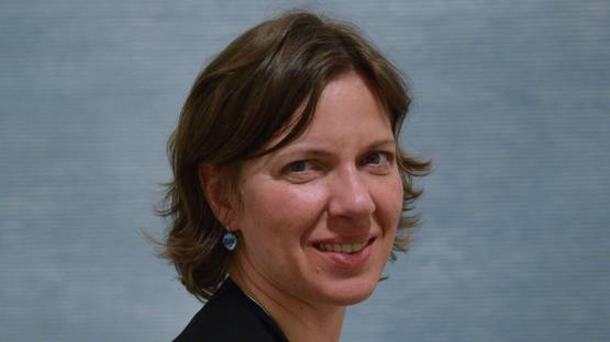Christiane Baumgartner - portrait, image copyright MAH Genève, Mike Sommer