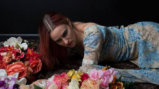 Christy Lee Rogers - Self-Portrait, 2016, photo credits of the artist