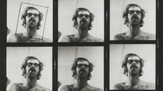 Chuck Close - Untitled, 1967-99 (detail)