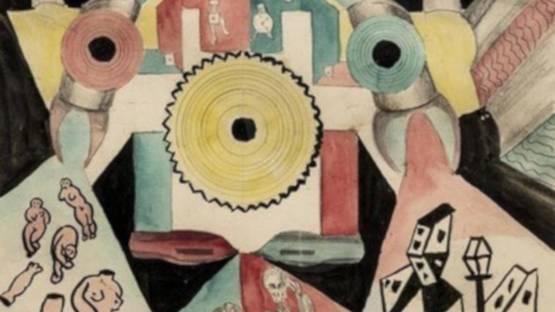 Cicero Dias - Untitled, 1928 (detail)