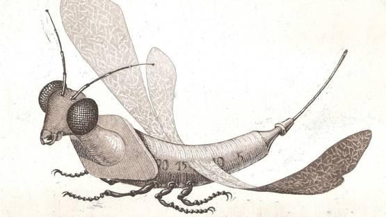 Claude Gondard - Incongruités. Recueil de gravures inventés..., 1971 (detail)