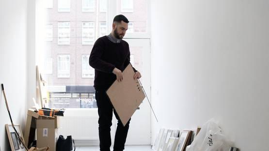 Clemens Behr - Photo of the artist - Image via graffuturismcom