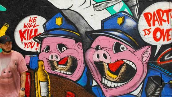 Coinslot - Artist (detail), 2015, photo via thedailywood.com
