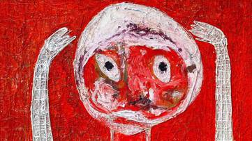 Costel Iarca - Language Of Emotions, 2013 (detail)