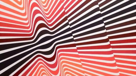 Cristina Ghetti - Folding Red, 2018 (detail)