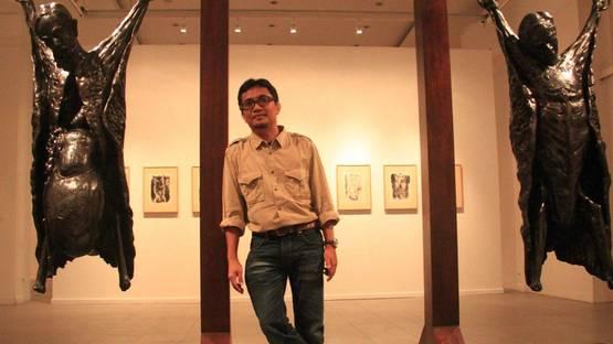 D.P. Pupuk - portrait - image via fotometrotvnewscom
