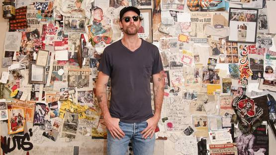 Dan Colen by Matteo Prandoni, BFAnyc.com 1