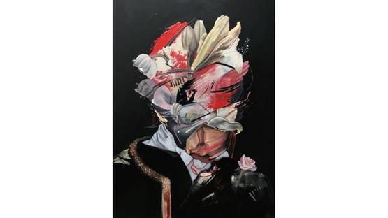 Dan Hammpe - The Early Bird Gets the Worm, 2017