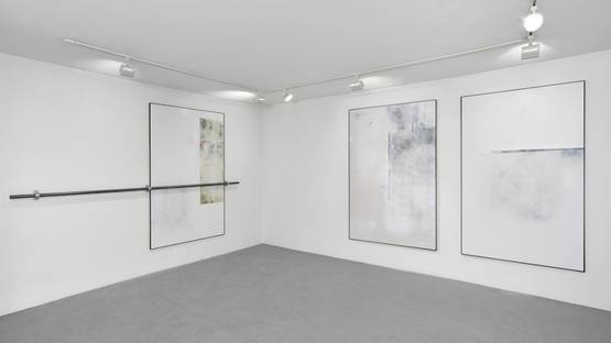 Dan Shaw-Town - solo show at Room East, 2013, installation view