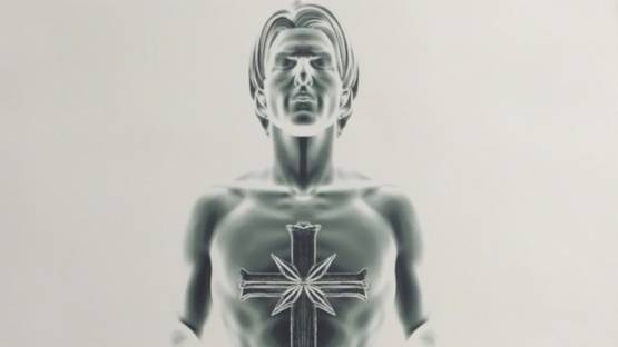Daniel Edwards - The Shroud of Scientology (detail)