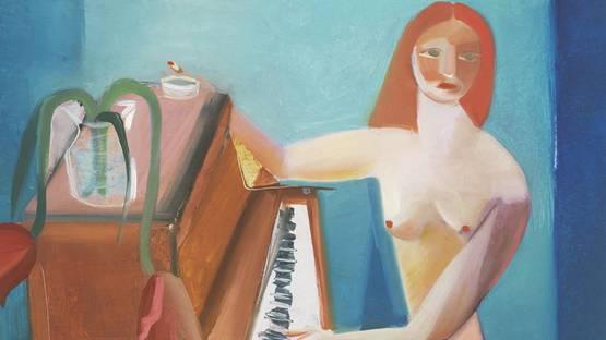 Danielle Orchard - Women Writing Songs, ca. 2020 (detail)