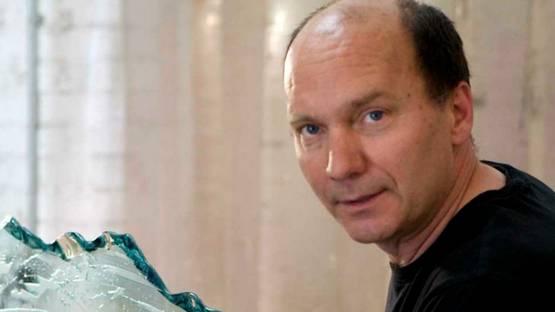 Danny Lane - Artist's portrait - Image via woontcom