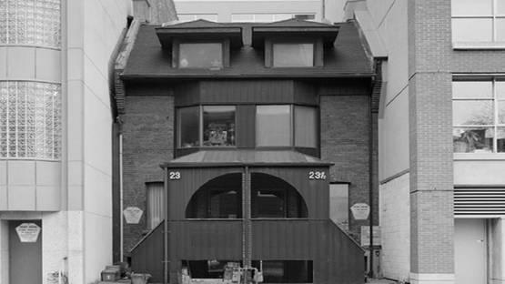 Dario Zini - 23-23 ½ Camden St. - 2005 (Detail)