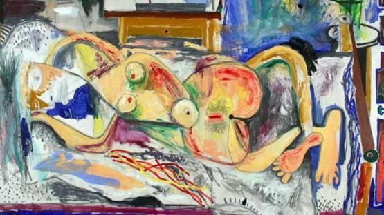 David Sharpe - Untitled, 2011 (detail)