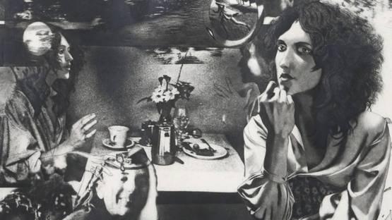 David Bumbeck - Conversation, Meditation, 1978 (detail)