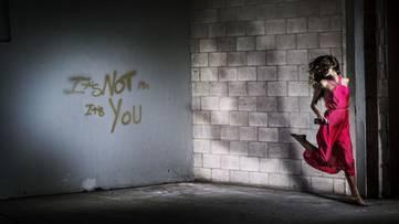 Featured image: David Drebin - It's not me it's you, 2018 (detail)