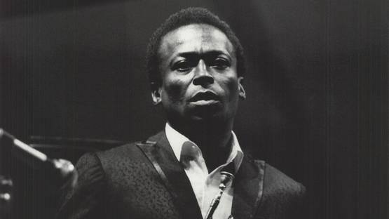 David Redfern - Miles Davis, (Date unknown) - detail