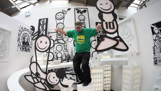 Dean Zeus Colman - Look For Art Gallery, Moniker Art Fair 2013