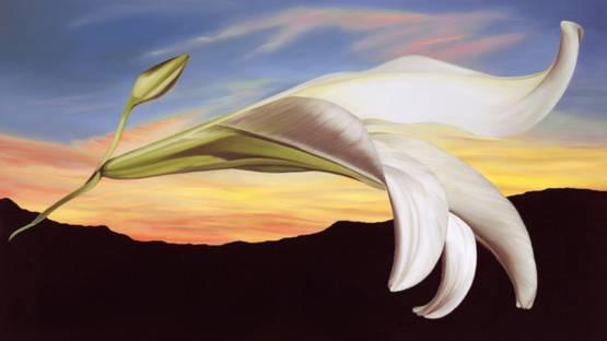 Deborah Bigeleisen - Wings, 2001 (detail)