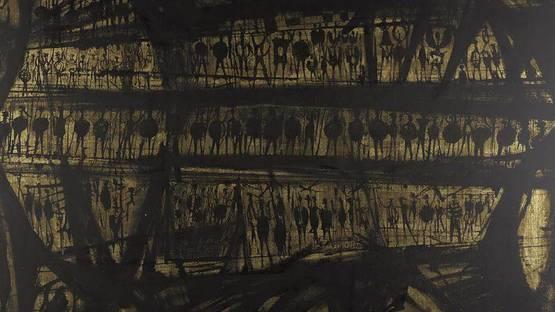 Deen Meeker - Trojan Horse (detail)