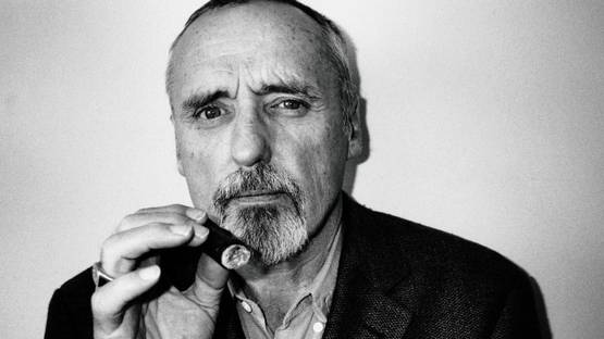 Dennis Hopper - Photo of the artist - Image via pinterest