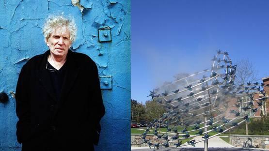 Dennis Oppenheim, Swarm, 2011