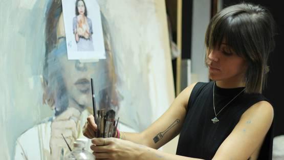 Desi Civera portrait - Courtesy of Espositivo