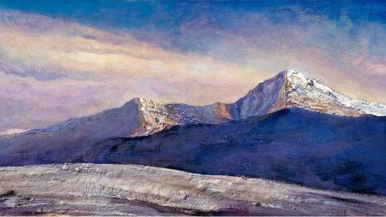 Ding Fang - Mountain Glory, photo via artway eu