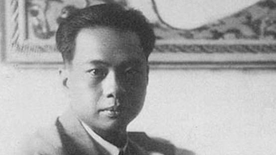 Ding Yanyong in Shanghai in late 1920s