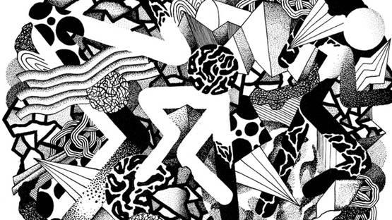 Diskorobot  - Untitled (detail) - Courtesy of the Artist