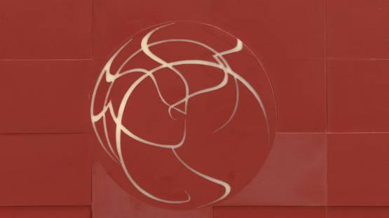 Domenico Bianchi - Senza Titolo - image courtesy of Sothebys