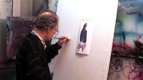 Dominique Mulhem, photo credits - artist