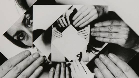 Dora Maurer, Seven Rotations - Detail, 1979 - image via bbc.co.uk