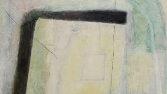 Durant - Composition abstraite (detail), 1987, photo credits Drouot Online