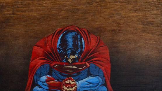 E. LEE - Remorse, Superhero Series