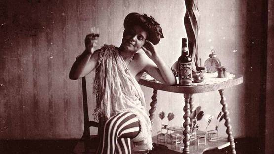 E.J. Bellocq - Untitled (a New Orleans prostitute)
