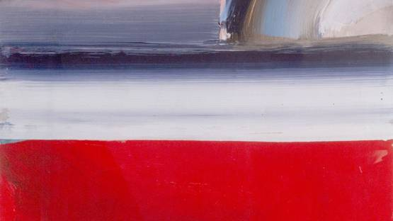 Ed Clark - untitled, ca 2000 (detail)