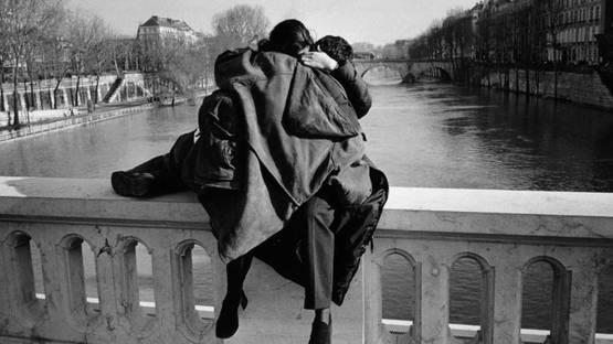 Edouard Boubat - Paris, Février, 1999 (detail)