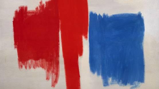 Edward Zutrau - Untitled, 1963 (detail)