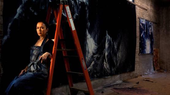 Ekaterina Smirnova - portrait - image courtesy of the artist