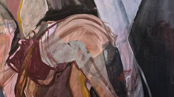 Elaine Speirs - Ponte City Girl III (detail) - image courtesy of Arusha Gallery