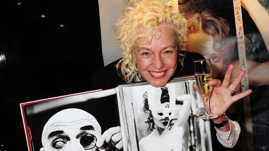 Ellen von Unwerth - Photo of the artist - Image via hazine