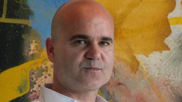 Enrique Mestre-Jaime - Photo of the artist - Image courtesy of Enrique Mestre-Jaime
