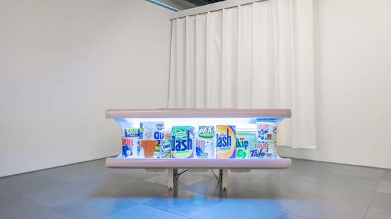 Eric Baudart - Solarium, 2015, photo credits Edouard Malingue Gallery