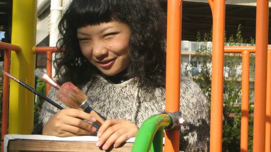 Erina Matsui - Artist portrait,  photo by pristudio360