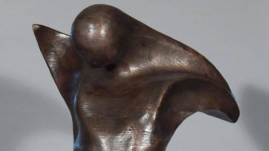 Erwin Binder - Transcendence of Man (detail)