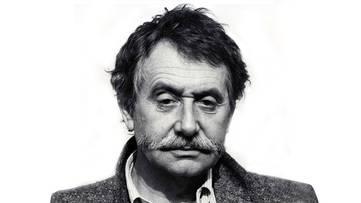 Ettore Sottsass' Portrait - image via glasitalia.com