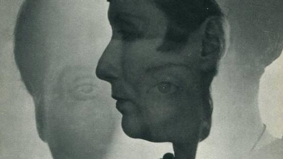 Eugene Hutchinson, 1936, Double Portrait (detail)