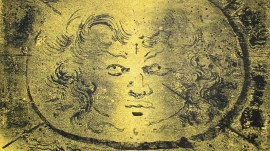 Eugene Berman - Medusa, 1970 (detail)